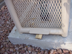 Ultimate Tuff Cage has developed a Security Shield to protect your locks from bolt cutters